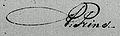 Handtekening Aris Prins (1798-1885).jpg