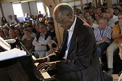 Hank Jones (foto R. Kissling)