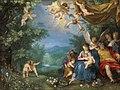 Hans Rottenhammer d. Ä. - Ruhe auf der Flucht nach Ägypten - 270 - Bavarian State Painting Collections.jpg