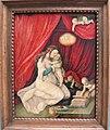 Hans baldung grien, madonna col bambino nella sua stanza, friburgo, 1516.JPG