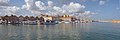 Harbor, Venetian shipyards and Lighthouse in Chania. Crete, Greece.jpg