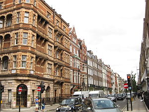 Howard de Walden Estate - Harley Street and Wigmore Street are part of the Estate.