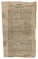 Harmar Denny letter regarding William Robinson, Jr., and Robinson, Jr.'s support of Aaron Burr, October 4, 1826.png