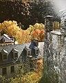 Harpers Ferry West Virginia hillside wall picture.jpg