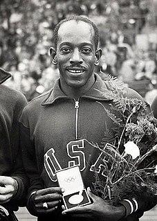Harrison Dillard American athlete