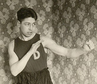 Harry Wolff (boxer) - Harry Wolff