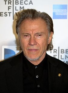 Harvey Keitel na Tribeca Film Festival