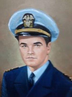 Harvey Locke Carey - Lieutenant Commander Harvey Carey