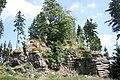 Harzwanderung Oberharz um Braunlage - Wurmberg - An und um die Scherstorklippe - panoramio (8).jpg