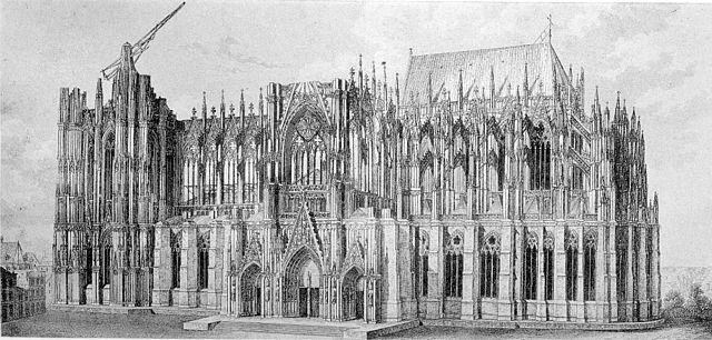 Hasak - Der Dom zu Köln - Bild 22 1854
