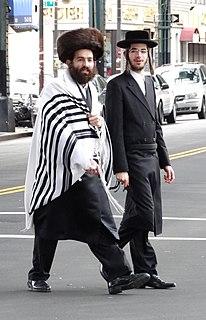 Jewish religious clothing Religious clothing of Jews