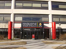 Haskayne School of Business, 2007
