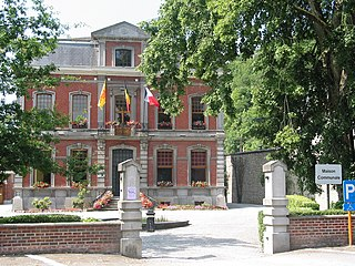 Hastière Municipality in French Community, Belgium
