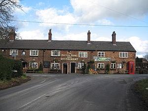 Hatton, Warrington - Image: Hatton The Hatton Arms