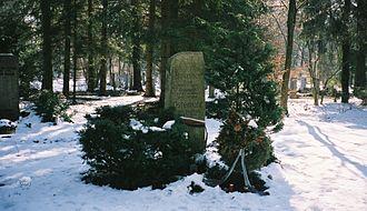 Paul Hausser - Grave of Paul Hausser