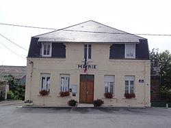 Hauteville (Aisne) mairie.JPG