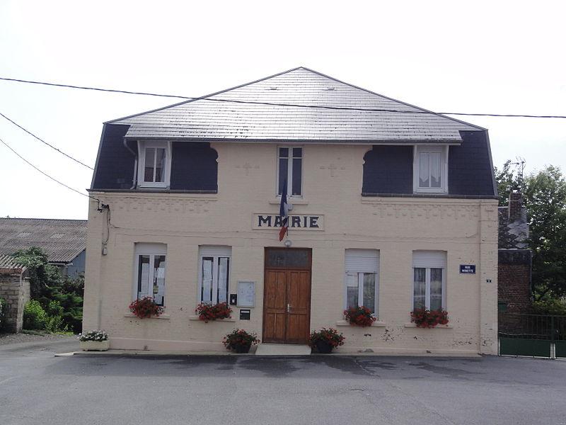 Hauteville (Aisne) mairie
