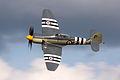 Hawker Sea Fury WJ288 at 2009 Oshkosh Air Show Flickr 3821026519.jpg
