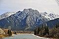Heart Mountain from Exshaw - panoramio.jpg