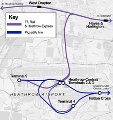 Heathrow Airport - Wikipedia
