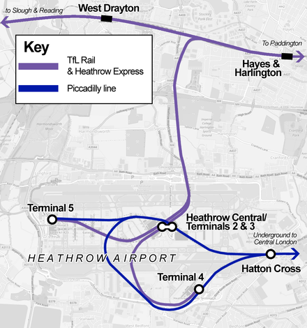 Heathrow Airport tube and rail stations Heathrow Airport tube and rail stations.png