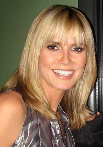 Heidi Klum - Klum in September 2010