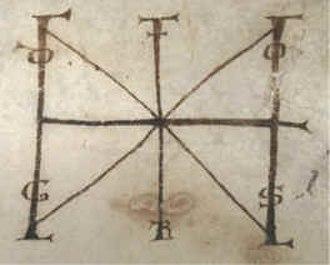 Henry III, Holy Roman Emperor - Monogram of Henry III