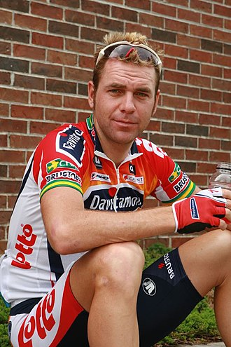Henk Vogels - Vogels at the 2006 Tour de Georgia