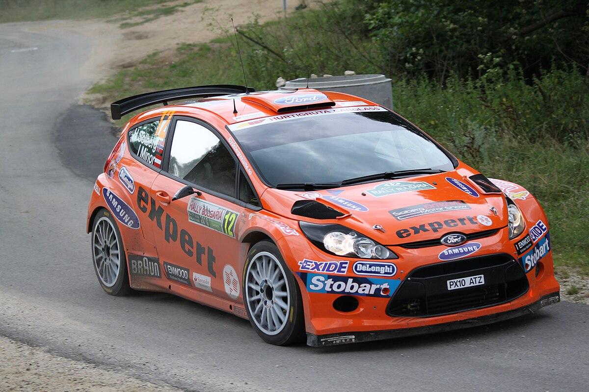 2010 World Rally Championship - Wikipedia