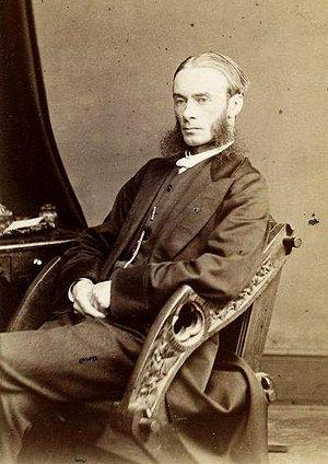 Henry Fanshawe Tozer - Henry Fanshawe Tozer in 1883