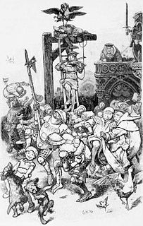 The Jew Among Thorns German fairy tale
