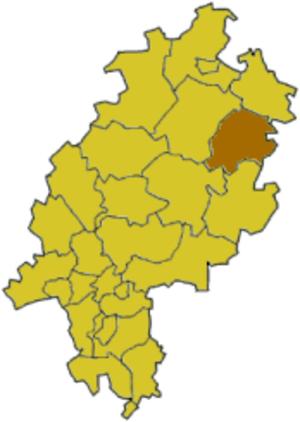 Hersfeld-Rotenburg - Image: Hesse hef (1)