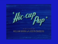 Hic-Cup Pup title card.PNG