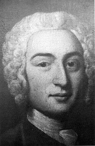Jerome, 2nd Count de Salis - Hieronimus de Salis, by Joseph Highmore, c1735.