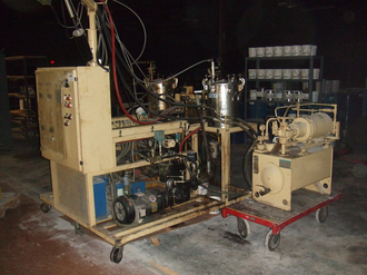 Polyurethane - Image: High Pressure Dispense Unit 800x 600