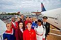 Historic '747 Experience' exhibit opens its doors at Delta Flight Museum (33665582296).jpg