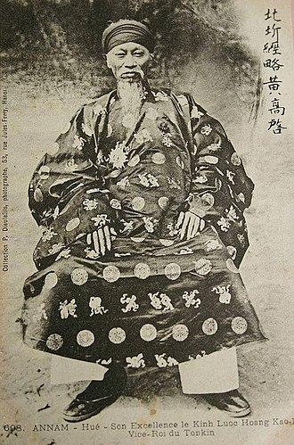 Thành Thái - Image: Hoang Kao Kai