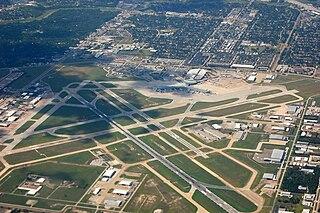 William P. Hobby Airport International airport in Houston, Texas, United States
