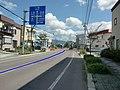 Hokkaido Prefectural Route 969-Hokkaido Prefectural Route 756 Overlapping Part.jpg