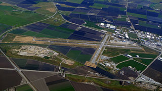 Hollister Municipal Airport airport in California, United States of America