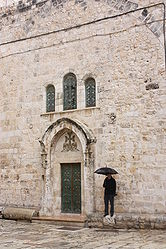Holy Sepulchre Armenian Chapel of Saint John.jpg