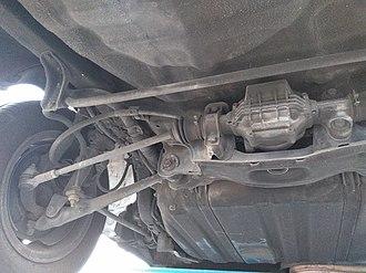 Honda Prelude - Honda Prelude Mk III rear steering box