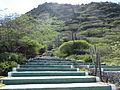 Hooiberg hill staircase.JPG