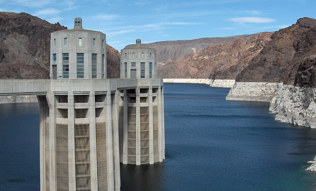 Lake Mead Intake Number  Build Date