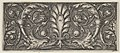 Horizontal Panel with a Central Palmette, Two Dolphins, and Meandering Tendrils MET DP837029.jpg