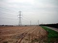 Horkstow Road - Power Lines - geograph.org.uk - 62160.jpg