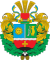 Coat of arms of Horodok Raion