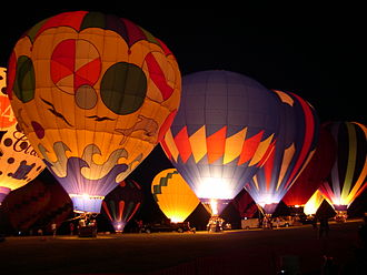 Ripstop - Ripstop nylon is the primary material used in hot air balloons