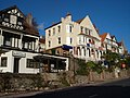 Hotels on Babbacombe Road, Torquay - geograph.org.uk - 285862.jpg