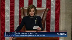 File:House Impeaches President Trump for Abuse of Power (230-197-1).webm